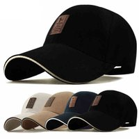 Wholesale Types Hats Caps - In Stock Different Type baseball cap Summer Flat-brimmed hat Hip-hop hat Street outdoor Visor Cap Leisure For male and female Free shipping