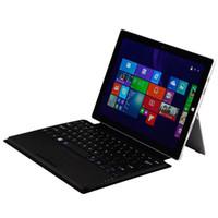 teclado para a1466 venda por atacado-Touchpad magro sem fio do teclado de Bluetooth para a tabuleta de Microsoft Surface pro 3/4