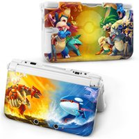 Cheap For NDS housing for nitendo new 3ds xl Best Protective Case ABS for nintendo 3ds ll covers