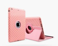 Wholesale Ipad Mini Photos - For iPad Air 2 3 4 mini Retina 2 3 4 Pro 9.7 Case 360 Degree Rotate TPU Leather Stand Case Smart Cover with photo frame Card Slot
