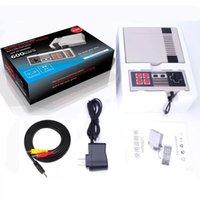 Wholesale Usb Game Controller Joystick - 1pc DHL Free NES controller Console Game controller Newest built-in 600 classic games joystick mini NES