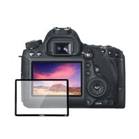 Wholesale Professional Lcd Screen Protector - Fotga Professional LCD Optical Glass Screen Protector for Canon EOS 6D DSLR Camera