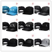 Wholesale Tha Alumni Snapbacks - Cheap AX hats Brand Hundreds Tha Alumni Strap Back Cap men women bone snapback Adjustable panel Casquette golf sport baseball Cap