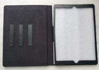 fall ipad leinwand groihandel-Für iPad Pro 10,5 Zoll Sublimation ledernes case + blank bedruckbares Polyester-Segeltuch geben Sie Verschiffen 10pcs / lot frei