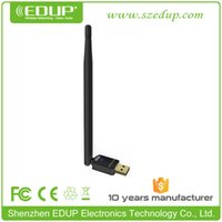 Wholesale Adaptador Wifi - 150Mbps Wireless USB WiFi Adapter Wifi Antenna Adaptador WiFi Dongle EP-MS8551 FREE SHIPPING