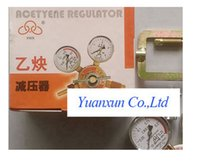 Wholesale The new decompression tables Table bottle pressure reducer valve pressure gauge welding accessories YE03A