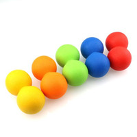Wholesale training ball Solid TPE ball basketball Response training tennis reaction training ball TPE massage ball Free ship