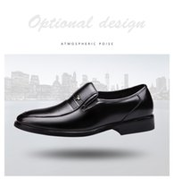 black dress slacks - seasonal spring and autumn new casual branded wedding shoes for Exquisite Comfortable breathable men s slack shoes for party