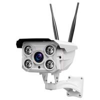 Wholesale Weatherproof Outdoor Ip Camera - 960P HD P2P Bullet Outdoor IP Camera wifi Wireless WIFI all in one security Camera Waterproof built-in IR cut IP CAMERA