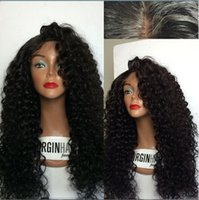 Wholesale Beyonce Brazilian Body Wave - 6A Glueless Full Lace Human Hair Wigs For Black Women Brazilian Virgin Hair Wigs Wet Wavy Beyonce Lace Front Wigs With Baby Hair