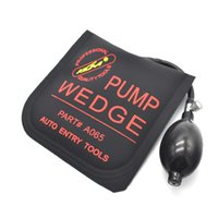 Wholesale pumps wedges - KLOM Pump Wedge Locksmith Tools Auto Enter Air Wedge Airbag Lock Pick Set Open Car Door Lock Size 5.9 inch*5.9 inch