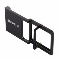 Wholesale sj sports - PULUZ Mobile Phone Gimbal Switch Mount Plate Adapter Compatible for Xiaoyi Sj Hero Sport action cam Handheld Gimbal Camera Accessories