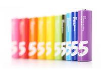 Wholesale Aa Batteries Alkaline - Xiaomi ZI5 AA Alkaline Battery Disposable Batteries 50PCS With Box