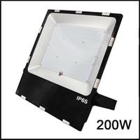 Wholesale Spot Led Slim - SMD 3030 Slim Flood Light 10W 20W 30W 50W 80W 100W 150W 200W IP65 Outdoor Spot Lights 100-277v Cool White NEW