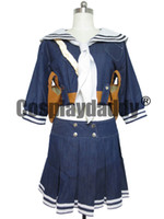 Wholesale Sucker Punch - SUCKER PUNCH EMILY BROWNING BABYDOLL COSPLAY COSTUME M002