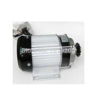 электродвигатель постоянного тока оптовых-Трицикл безщеточного мотора DC 48V 750W электрический , мотор эпицентра деятельности шестерни, электрический мотор трицикла