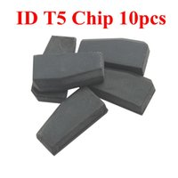 Wholesale T5 Transponder Id - Factory price! ID T5 Transponder Chip 10pcs lot T5 Chips work for many car models High Quality