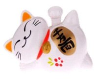 Wholesale Solar Power Lucky Cat - Free Shipping Lucky Cat Solar Power Car Decoration Doll Novelty Items Fortune Cat Send with an Anti Slip Mat as a Gift M11032