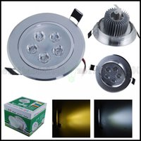 1W 3W 5W 7W 12W LED Cabinet Projecteurs encastrés Downlights Ceiling Light Fixture Ampoule Downlight Lampe LLWA192
