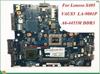 Mini-ITX AMD SATA High Quality Motherboard For Lenovo S405 Laptop Motherboard VAUS5 LA-9001P A6-4455M CPU DDR3 100% Tested