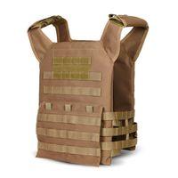 Lightweight JPC Modular MolleTactical Hunting Vest,Ballistic Armor Plate Carrier,Outdoor CS Field Protection Kit with Quick Response Syetem