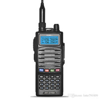 Wholesale Kenwood Handheld Radio Uhf - Hand Mini Generators Walkie Talkie Dual Band vhf&uhf Transceiver Handheld Two Way Radios ham radios CB radios KENWOOD ICOM HYT quality