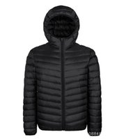 Wholesale Ultralight Parka - Wholesale- High Quality Winter Mens White Duck Down Parka Male Keep Warm Ultralight 90% White Duck Down Jacket Nylon Coats