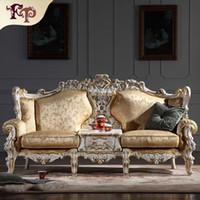 mobiliario de sala de estar barroco sof clsico europeo con dorado dorado sof clsico