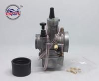 Wholesale Carburetor For Quad - Wholesale- PWK32 PWK 32 32mm High Performance Carburetor for Dirt Pit bike ATV Quad Buggy Go kart Parts