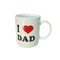 "Wholesale I Love Mugs Wholesale - Wholesale- ""I love Dad"" Magic Color Changing Mugs Heat Sensitive Mug Handgrip Coffee Mug Temperature Change Father's Day Gift Special offer"