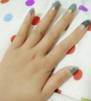 Wholesale Decal Nail China - decal DIY decorations China supplier nail art paint uv gel nail art fingernail stickers toenail art