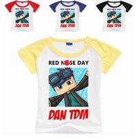 New Sports Boys Kleidung Kinder T-Shirt Mädchen Tops Cartoon T-Shirt Kinder Kleidung ROBLOX ROT NOSE TAG Stardust Junge T-Shirt enfant