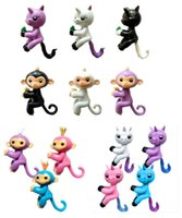 10cm / 12cm palle a sorpresa LQL Baby Monkey Unicorns bambole in PVC Kawaii Giocattoli per bambini Anime Action Figures baby monkey Dolls Regali scatole