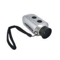 Wholesale Digital Golf Range Finder - Wholesale-Handheld Laser rangefinder 7X Zoom Digital Meter Range Measure tools Golf Range Finder hunting monocular Telescope trena laser