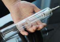 tubo de vapor grande al por mayor-Súper grande 20 cm Burbuja de vidrio Agua Bongs Fumar Pipa de agua Vapor Blunt Vaporizador Pinnacle Pro Vapor de vidrio Pipas de agua de vidrio