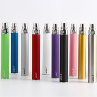 Wholesale Ego T Pens - eGo ego-t battery 510 thread ecig vape pen 650 900 1100mah for ce4 ce5 ce6 mt3 h2 protank atomizers usb charger