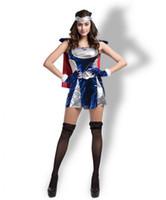 weibliches wunder cosplay großhandel-Thor Kostüm Frauen Mädchen Halloween Phantasie weiblich Cosplay Kostüm mit Mantel Superheld weiblich Thor Marvel Comics