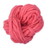 ingrosso sciarpe a mano-500g lana spessa super spessa Roving Bulky Big Filati Spinning Hand Knitting Thread Crochet Sciarpa Caps