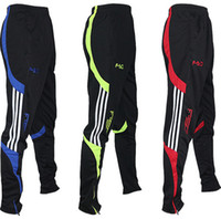 Wholesale Jogging Capris Men - men's beach pants leg football pants Slim received comprehensive training pant narrow pants football pant men riding pant jogging