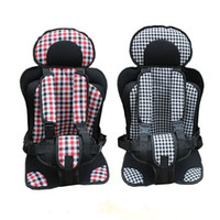 Wholesale Travel Chairs Children - Plus Size Portable Toddler Car Seat Safety,Comfortable Travel Child Car Seat Chair Cushion,Kids 5 Point Harness Infat Car Seats