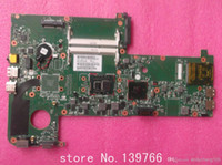 Wholesale intel laptop motherboards cpus resale online - 626507 board for HP TouchSmart TM2 laptop motherboard with intel DDR3 cpu I3 um