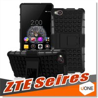 Wholesale Nubia Mini - For ZTE Nubia Z9 mini Z730 Cases ZTE speed hybrid Case Compatible With HTC Series Hard Shell 2 in 1 Tough Protective Cover Skin