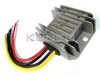 Wholesale 5v 12v 24v Power Supply - DC Converter Step-Down Buck Module 12V 24V-5V 5A 25W Waterproof Car Led Display Power Supply converters # 090581