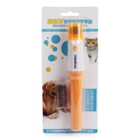 Wholesale Grooming Kit Dogs - Pet Nail File Kit Pet Dog Cat Nail Grooming Grinder Electric Nail Trimmer Clipper Pet Supplies With Retail Packing