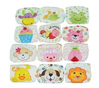 Wholesale baby cloth diapers cartoons resale online - cartoon baby training pants cloth diapers waterproof potty training pants toddler newborn underwear Washable Reusable in stock