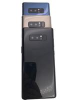 pixel kamera telefon großhandel-Hinweis 8 Samrtphone 6,3 Zoll 1 GB RAM 4 GB ROM MTK 6580 Berührbarer Bildschirm Mobiltelefon 1280X720 Pixel Dual Camera 8.0 MP Rückfahrkamera-Telefon