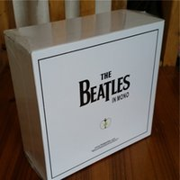 Wholesale Wholesale Music Cds - Wholesale- New & Seal: The beatles In Mono Box Set 13CD Disc Se white box limited edition music cd brand new factory sealed