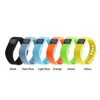 Wholesale Flex Fit Wholesale - 2017 Waterproof Smart Wristbands TW64 bluetooth fitness activity tracker smartband pulsera wristband watch not fitbit flex fit bit