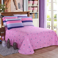Wholesale New hot Comfort bedding soft and warm bed sheets cotton sheet colorful home textiles styles