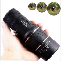 Wholesale Night Vision Monocular Sale - Top Sale Monocular 16X52 night vision than infrared telescope single cylinder double adjustable military binoculars with 1000 times
